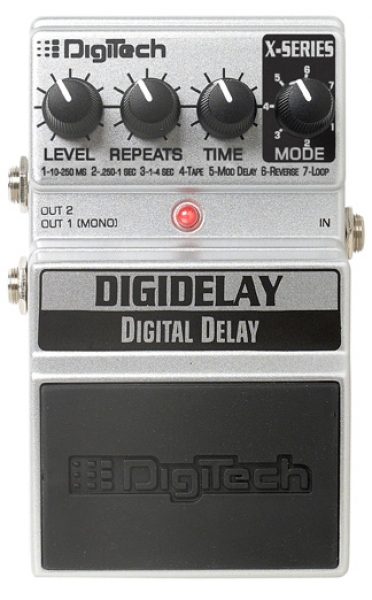 Digitech - DigiDelay - digital delay