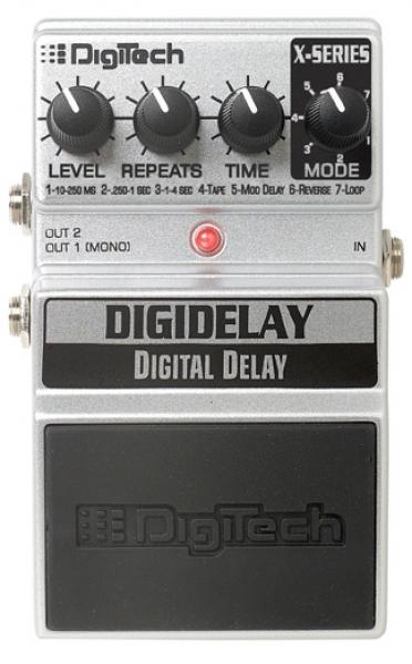 Digitech - DigiDelay - digital delay