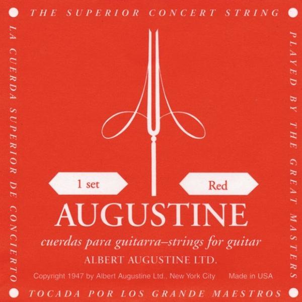 Albert Augustine - Muta Red Label per chitarra classica
