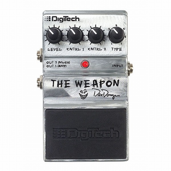 Digitech - Dan Donegan The Weapon™