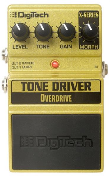 Digitech - Tone Driver - overdrive