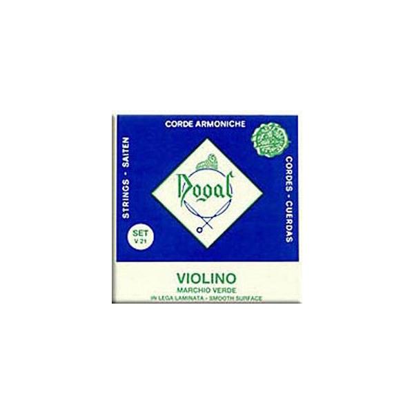 Dogal - Marchio Verde - V21a Muta per violino 1/2-1/4