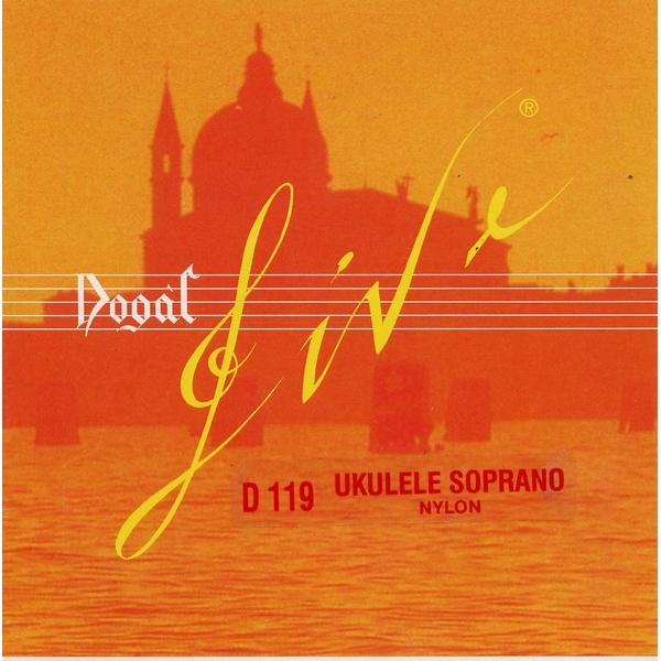 Dogal - D119 Muta per Ukulele soprano