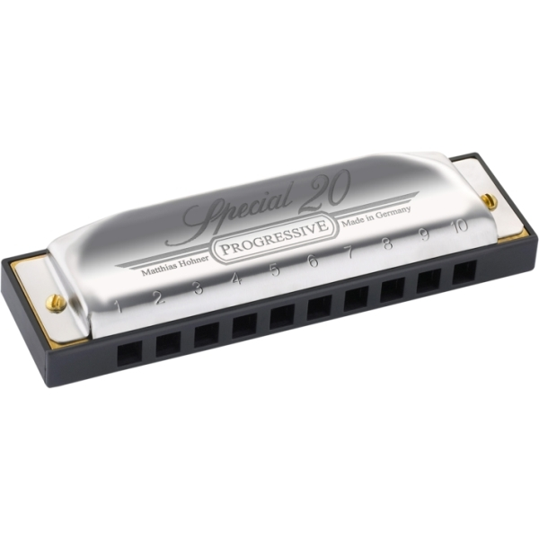 Hohner - Special 20 - [560/20] Armonica in Do