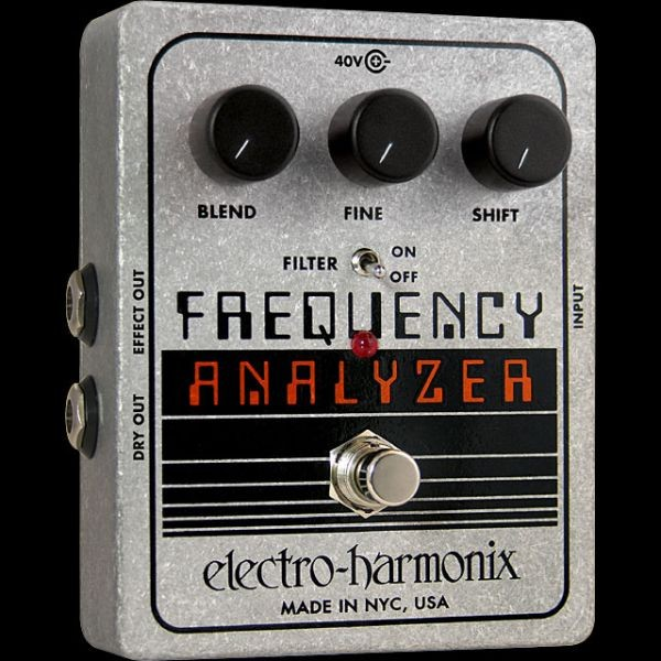 Electro Harmonix - Frequency Analyzer - Ring Modulator