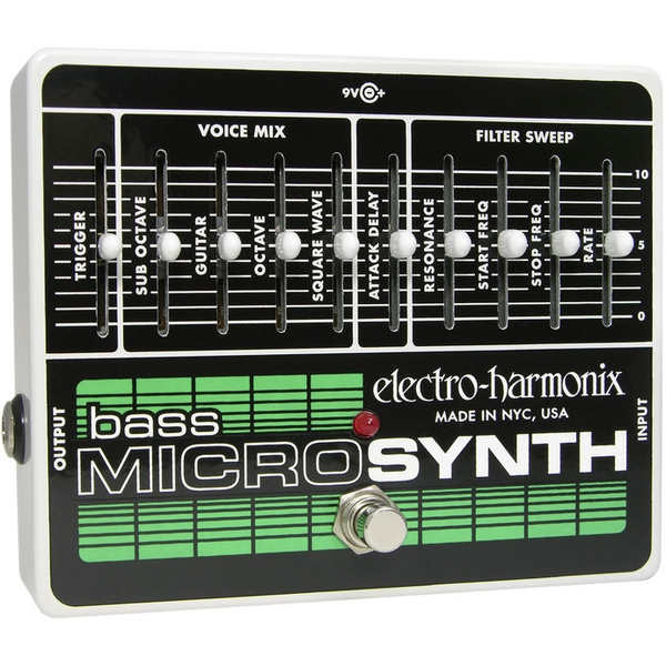 Electro Harmonix - Bass Micro Synthesizer - Microsynth Analogico