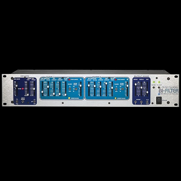 Electro Harmonix - Bi-Filter - Rackmount Dual Analog Filter Processor