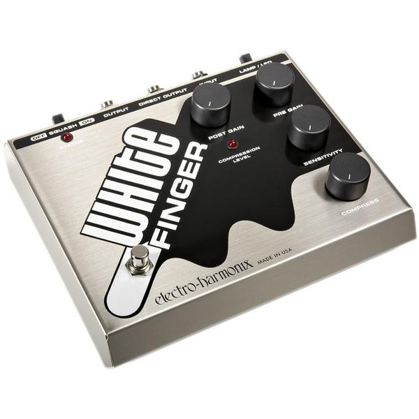 Electro Harmonix - White Finger - Compressore Ottico Analogico