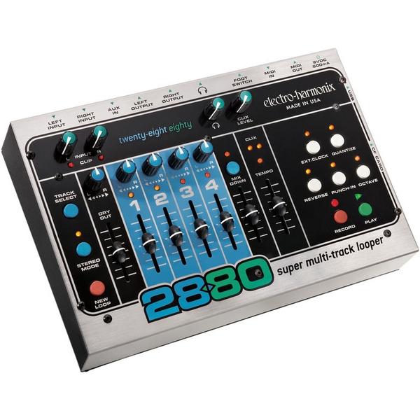 Electro Harmonix - 2880 Stereo Multi-Track Looper