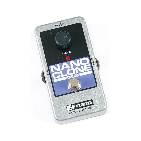 Electro Harmonix - Nano Clone - Chorus analogico