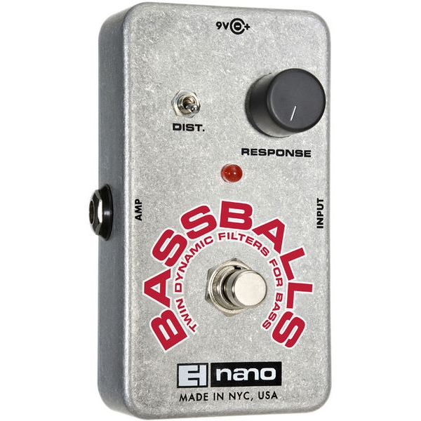 Electro Harmonix - Bassballs - Twin Dynamic Envelope Filter