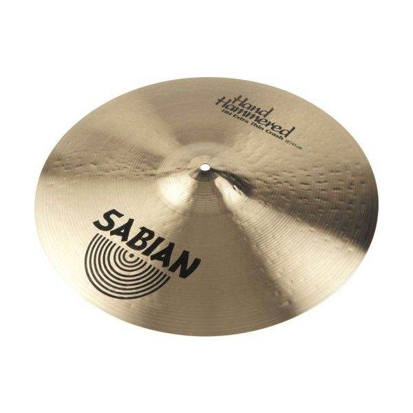 "Sabian - Hand Hammered - 16"" ExtraThin Crash"