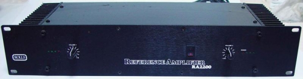 Rolls - RA2200 REFER. STEREO POWER AMP
