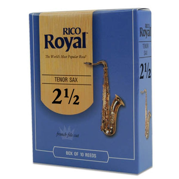 Rico - Royal - RKB1025 Sax Tenore 2.5 - 10un