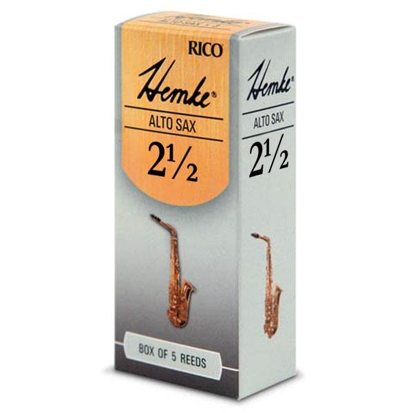 Rico - Hemke - RHKP5ASX250 Sax Alto 2.5 - 5un