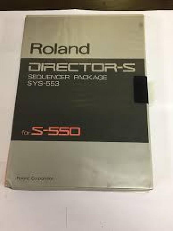 Roland - PROG 1 X S 55O DIRECTOR