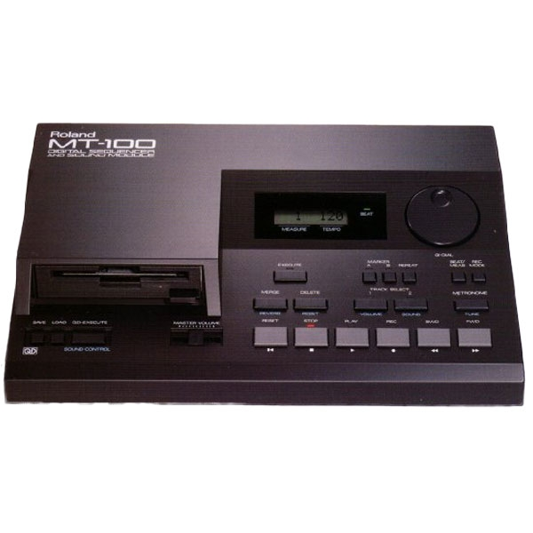 Roland - [MT-100] Digital Sequencer e sound module