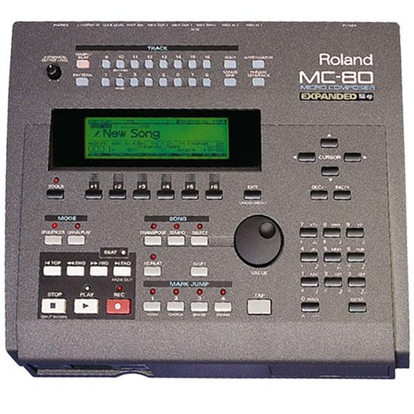 Roland - [MC-80] Micro composer