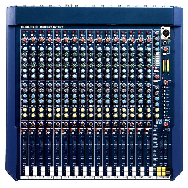Allen & Heath - Wizard - [WIZARD3 16:2DX] Mixer 20 canali con effetti