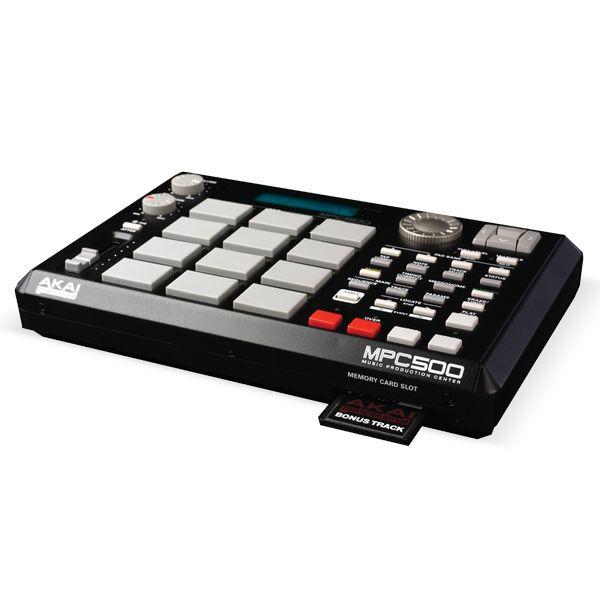 Akai - Mpc500 workstation di produzione portatile