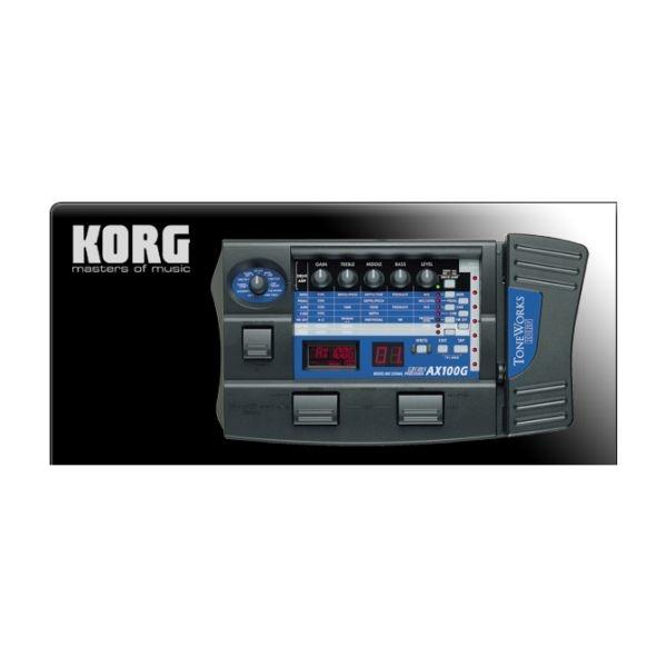 Korg - Ax100g