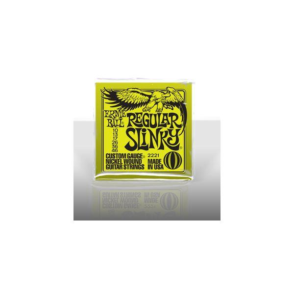 Ernie Ball - Regular slinky 10-46