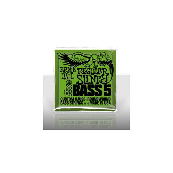 Ernie Ball - Regular slinky bass 045-130