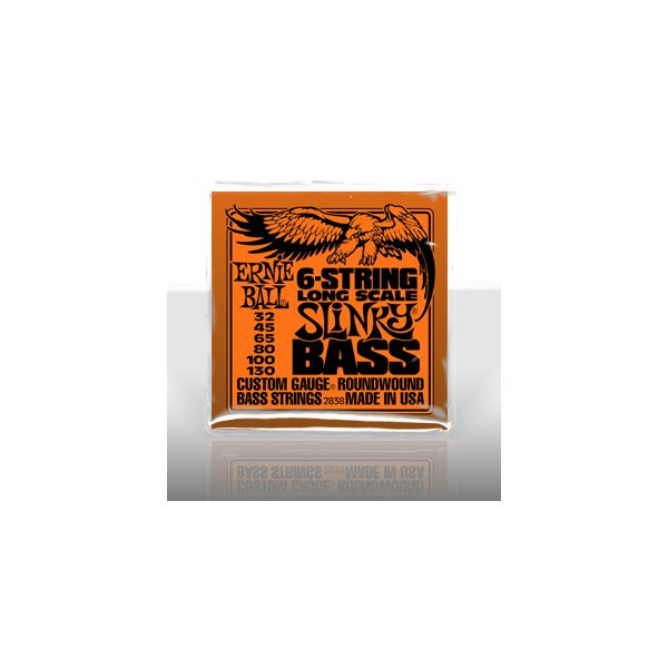 Ernie Ball - Long scale slinky bass 032-130