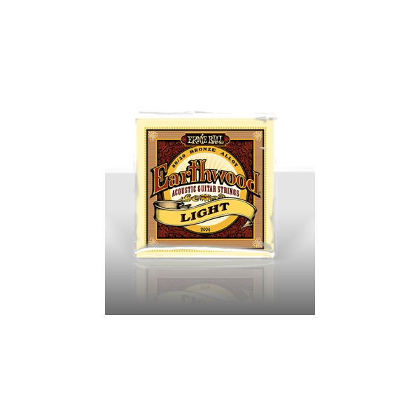 Ernie Ball - Earthwood light 011-052