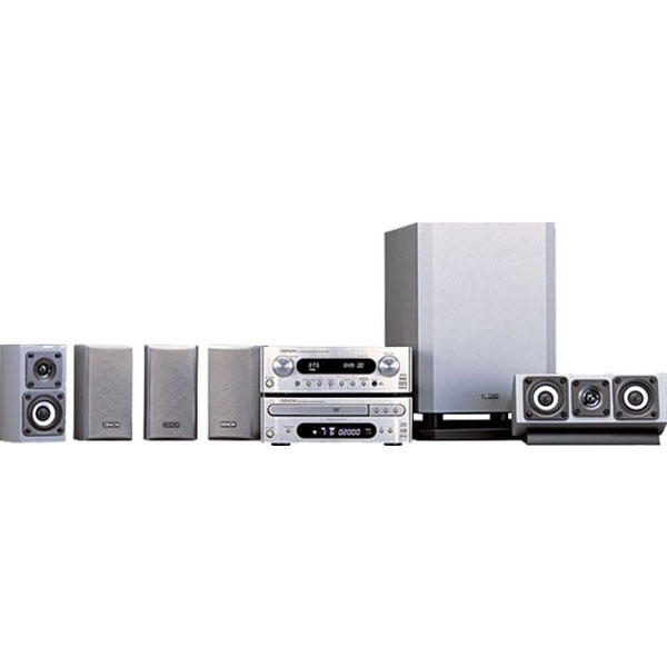 Denon - DHT-M 330 DV Home Theatre 5.1 (EX-DEMO)