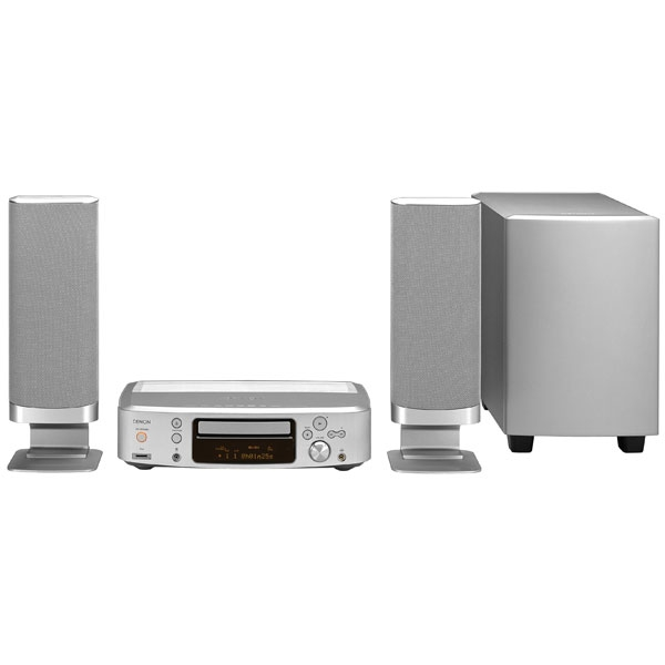 Denon - S-101 DVD Home Cinema System 2.1 (EX-DEMO)