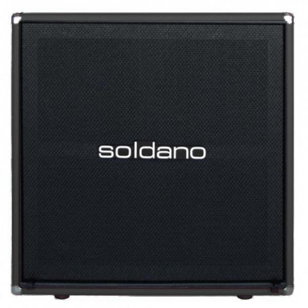 Soldano - Cassa 4x12 Straight