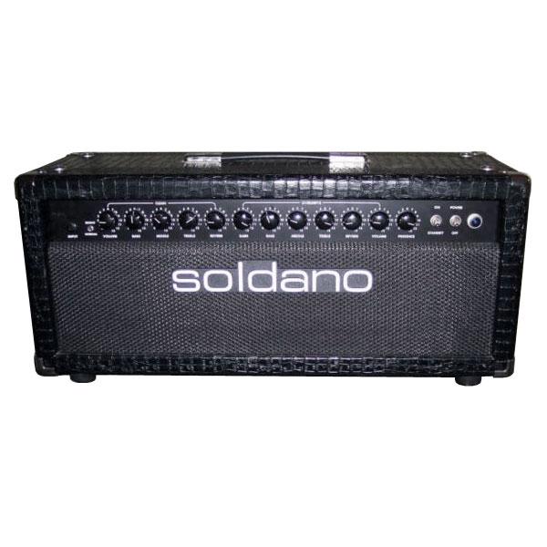 Soldano - [LUCKY 13] Testata per chitarra 100W
