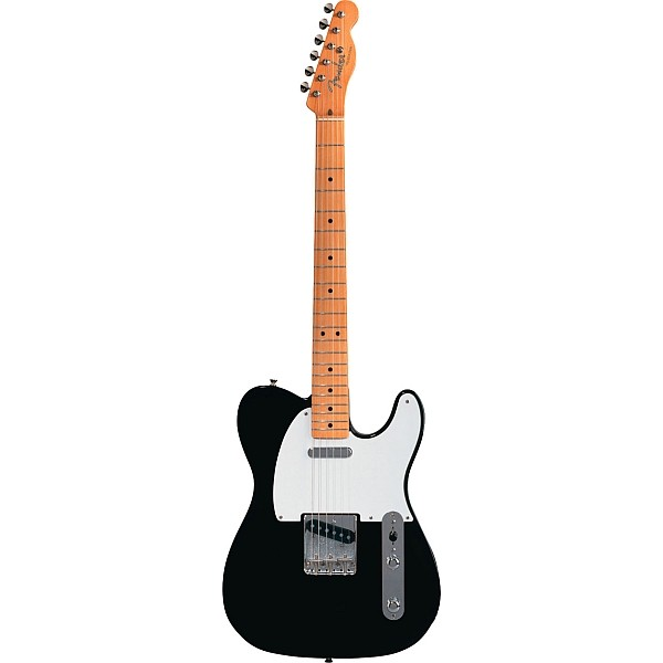 Fender - Classic - '50s Telecaster Black Maple