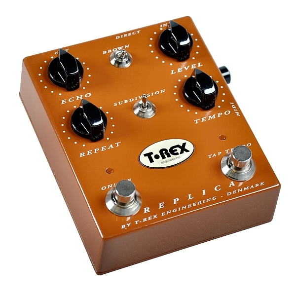 T-Rex - Replica delay