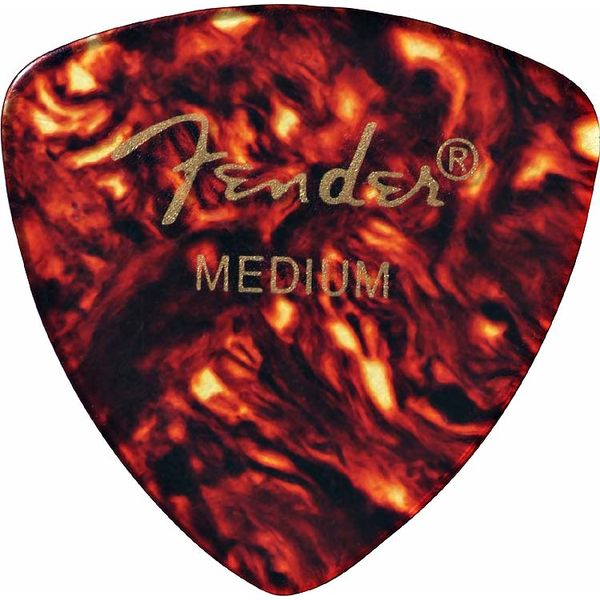 Fender - Classic celluloid, (346 shape, 1/2 gross) shell, medium