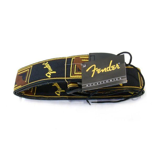 Fender - Jacquard monogrammed strap