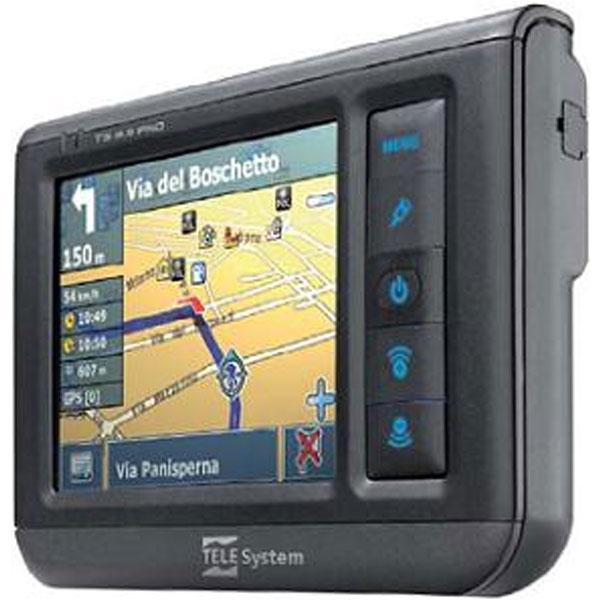 TeleSystem - Navigatore GPS TS8.3PND