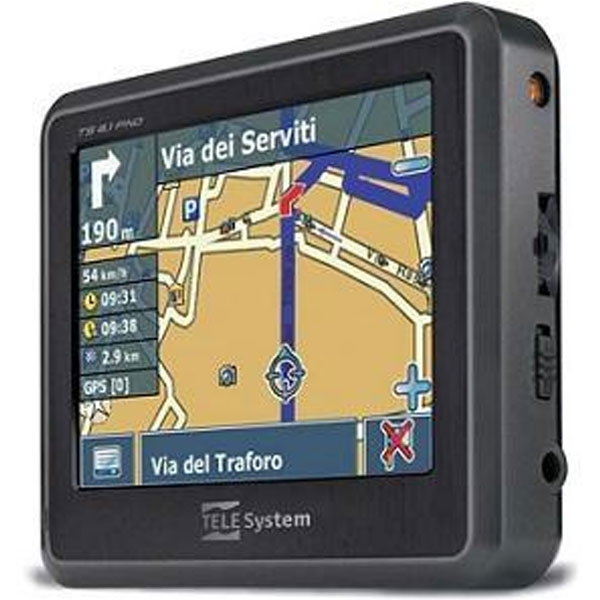 TeleSystem - Navigatore GPS TS8.1PND