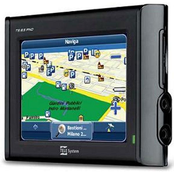 TeleSystem - Navigatore GPS TS8.5PND