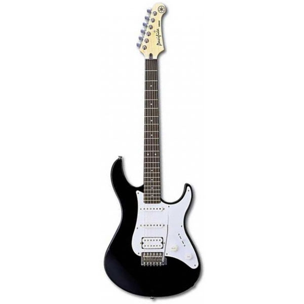 Yamaha - Pacifica - [PAC112J-BL] Pacifica Black Rosewood