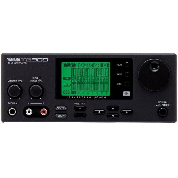 Yamaha - [TG300] Expander Multitimbrico