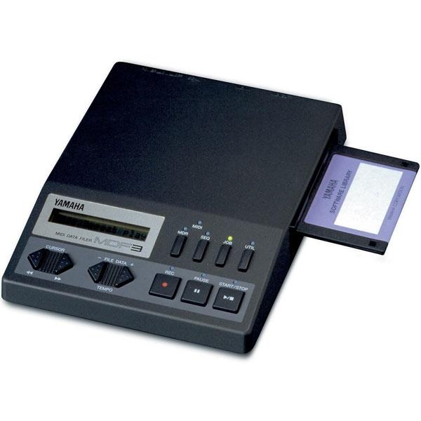 Yamaha - [MDF3] Unità di archiviazione MIDI
