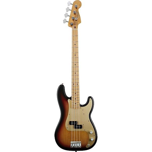 Fender - Classic - '50s Precision Bass 2-Color Sunburst Maple