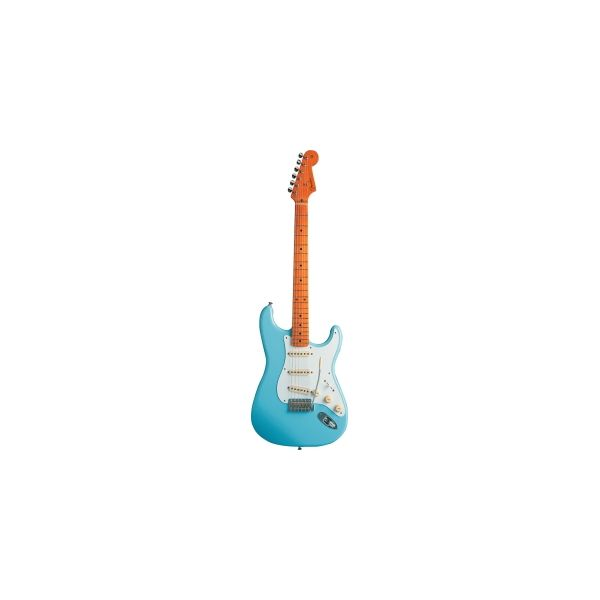 Fender - Classic - '50s Stratocaster Daphne Blue Maple