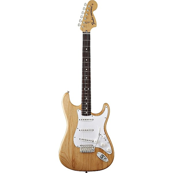 Fender - Classic - '70s Stratocaster Natural Rosewood