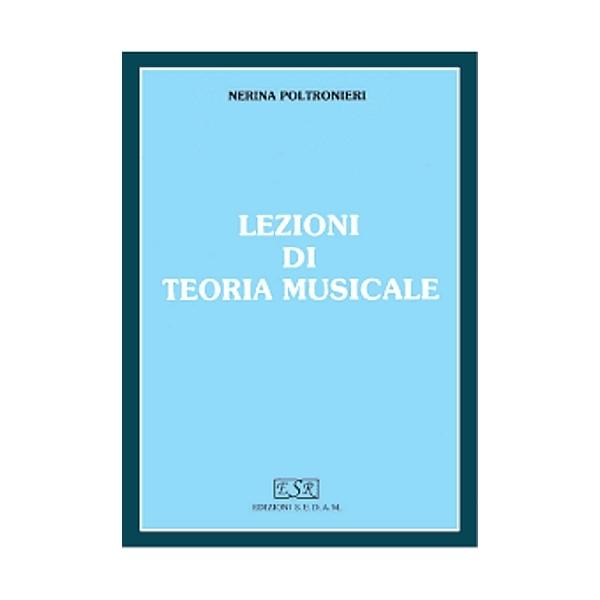 Edizioni SEDAM - [ES106] Poltronieri - Lezioni di Teoria Musicale (978887201079)
