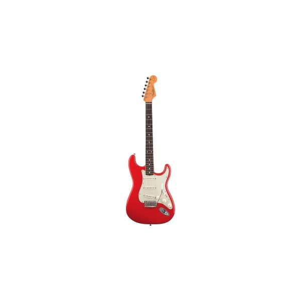 Fender - Artist - Mark Knopfler Stratocaster Hot Rod Red Rosewood
