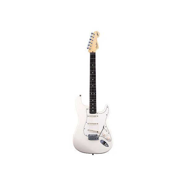 Fender - Artist - Jeff Beck Stratocaster Olympic White Rosewood