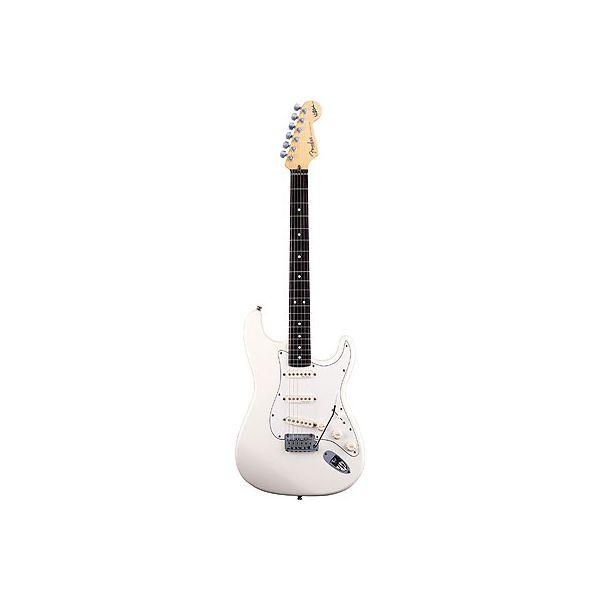 Fender - Artist - Jeff Beck Stratocaster Olympic White Rosewood
